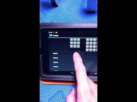 Video of Bluetooth Serial Controller N7