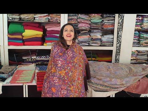 80,000 Ka Fatka 🙈 Got Pashmina For My Entire Family | Srinagar Shopping Haul (English Subtitles)