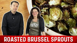 Get Recipe Here: https://www.drberg.com/blog/most-recent/roasted-brussels-sprouts Take Dr. Berg's Advanced Evaluation Quiz:...