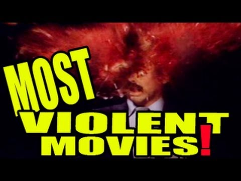 Violent - WARNING: MIND-SHATTERING GRAPHIC VIOLENCE. Tom Fonss shows his sick & twisted side by picking the 10 most violent movies. Subscribe to Cinefix - http://goo.g...