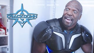 Crackdown 3: Get The Jump Terry Crews Trailer   X018