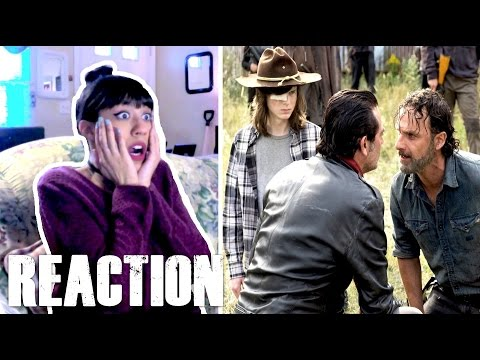 """The Walking Dead: 7x16 Reaction -  """"The First Day of The Rest of Your Life"""""""