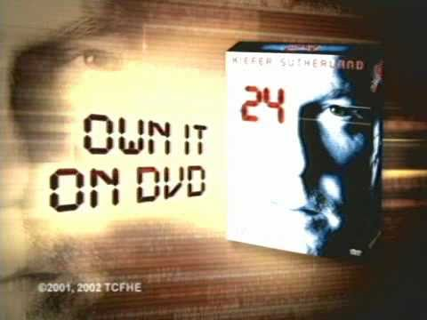24 Season 1 DVD Promo