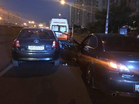 Ищу свидетелей  ДТП, Киев 11.06.2019 (Запись видеорегистратора)