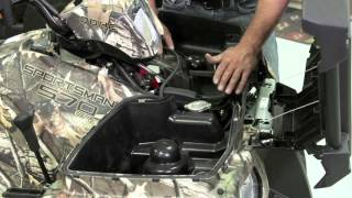 7. Polaris® HD Winch Install ATV | Polaris Off-Road Vehicles