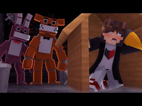Minecraft: DESAFIO DA BASE 100% SEGURA CONTRA ANIMATRONICS FIVE NIGHTS AT FREDDY'S  ‹ JUAUM ›