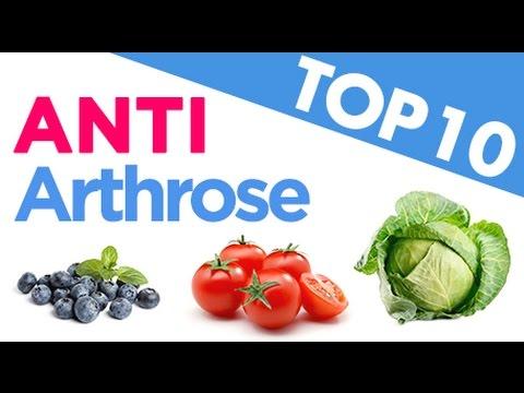 Top 10 des Aliments anti Arthrose