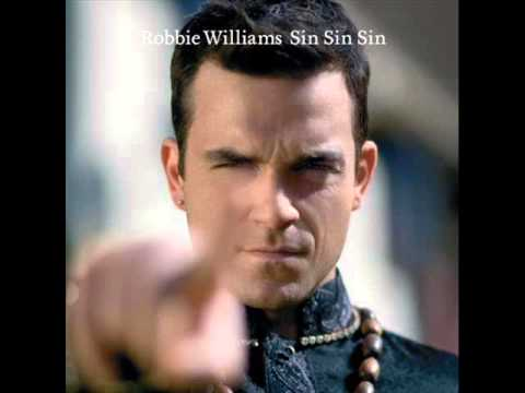 Robbie Williams - [Acapella] Sin Sin Sin
