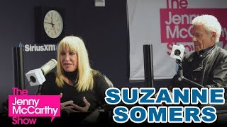 Video Suzanne Somers on The Jenny McCarthy Show MP3, 3GP, MP4, WEBM, AVI, FLV Desember 2018
