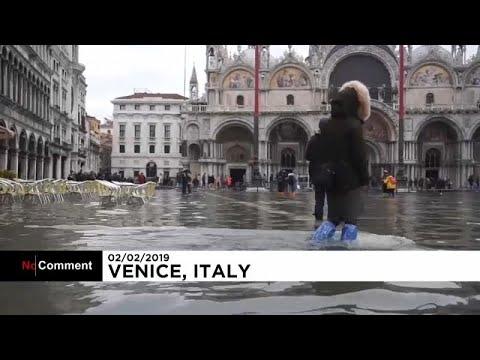 No Comment: Πλημμύρισε η Βενετία