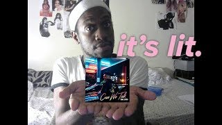 Tone Stith CAN WE TALK Album Reaction