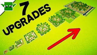 7 upgrades to a Minecraft Well