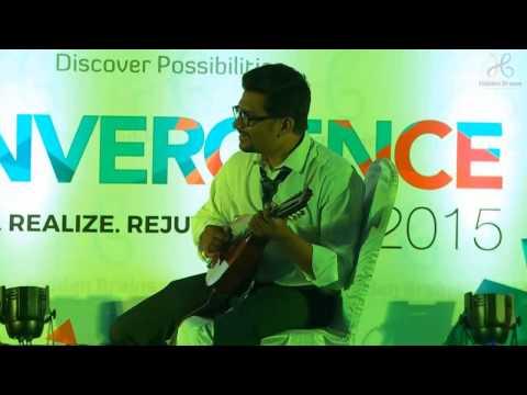 Hidden Brains Convergence 2015 – Tarak Creates Magic with Mandolin (Part 2)
