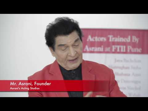 What does it take to become a successful actor?