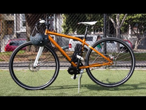 Karmic's Lightweight Electric Bike