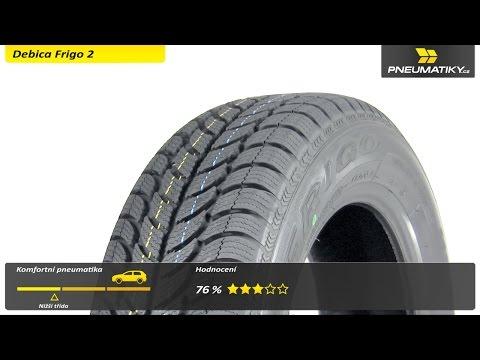 Youtube Debica Frigo-2 175/65 R14 82 T Zimní
