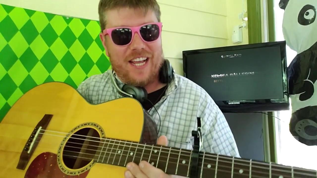 Kelsea Ballerini – Better Luck Next Time // easy guitar tutorial beginner lesson tabs easy chords