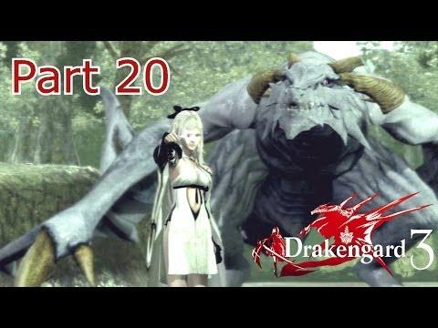 Drakengard 3 (Drag-On Dragoon 3) Walkthrough - Part 20 Chapter 3 Verse 2 {English, Full 1080p HD} (видео)