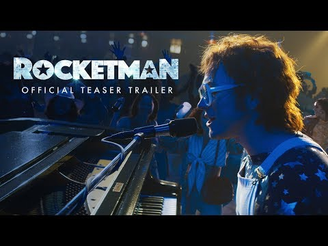 The First Trailer for Rocketman