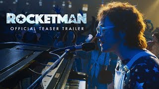 Rocketman (2019) – Official Teaser Trailer – Paramount Pictures