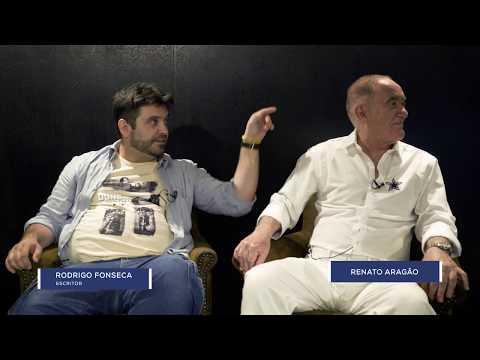 Rodrigo Fonseca entrevista Renato Aragão