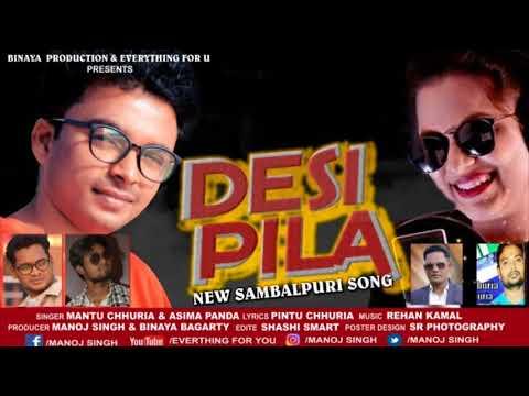 Video DESI PILA Sambalpuri Song (Singer-Mantu Chhuria & Asima Panda) download in MP3, 3GP, MP4, WEBM, AVI, FLV January 2017