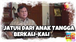 Video Prabowo, Ibarat J(at)uh Dari Anak Tangga Berkali-kali!! MP3, 3GP, MP4, WEBM, AVI, FLV Februari 2019