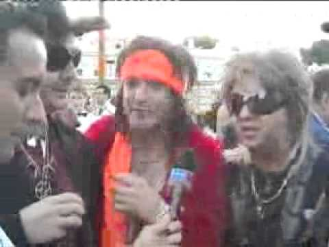 Norway 2005: Interview with Wig Wam
