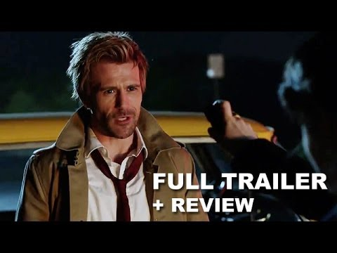 NBC TV - NBC debuts the trailer for its new 2014 TV show Constantine! Watch the trailer today plus get a trailer review! http://bit.ly/subscribeTATI Gotham is coming ...