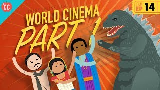 The world is a big place and cinema isn't limited to just the U.S. and Europe. There are a lot of vibrant and influential film movements and cultures from all over the world. In this episode of Crash Course Film History, Craig talks to us a little about some of the big moments in Asian cinema; from Japan, to China, to India. Produced in collaboration with PBS Digital Studios: http://youtube.com/pbsdigitalstudiosWant to know more about Craig?https://www.youtube.com/user/wheezywaiterThe Latest from PBS Digital Studios: https://www.youtube.com/playlist?list=PL1mtdjDVOoOqJzeaJAV15Tq0tZ1vKj7ZV***Want to find Crash Course elsewhere on the internet?Facebook - http://www.facebook.com/YouTubeCrashCourseTwitter - http://www.twitter.com/TheCrashCourseTumblr - http://thecrashcourse.tumblr.com Support Crash Course on Patreon: http://patreon.com/crashcourseCC Kids: http://www.youtube.com/crashcoursekids