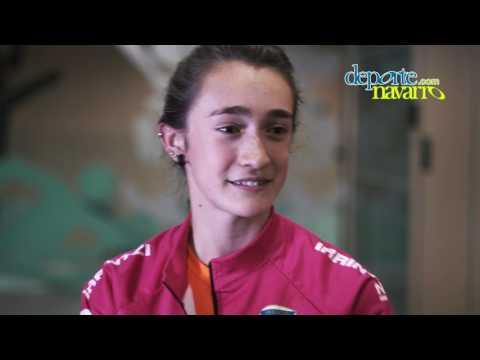 Entrevista con Irati Cuadrado