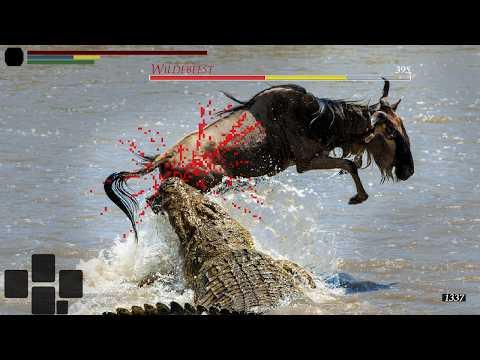 Are Crocodilians OP?