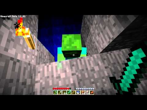 preview-Let\'s Play Minecraft Beta! - 026 - Always dig out gravel... (ctye85)