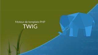 Tutoriel PHP : Twig