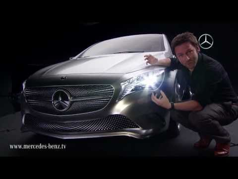 0 Mercedes Benz Concept A Class | Preview