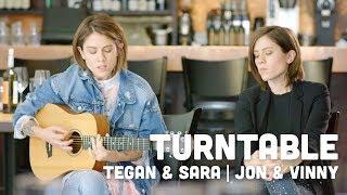 Turntable I Tegan & Sara + Jon & Vinny by Tastemade