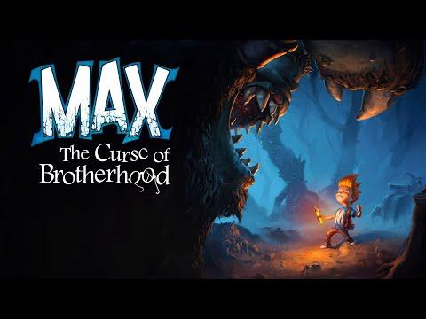 Max The Curse Of Brotherhood Full Walkthrough