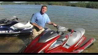 4. Yamaha FX Cruiser SHO /FX SHO (SF SHO Series) 2011 PWC Performance Test - By BoatTest.com