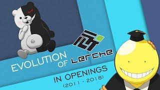 Video Evolution of Lerche in Openings (2011-2018) MP3, 3GP, MP4, WEBM, AVI, FLV Juni 2018