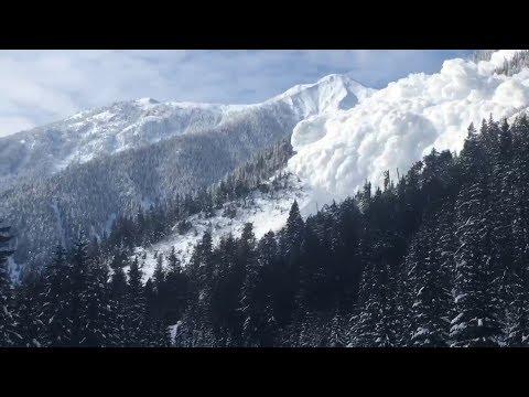 MASSIVE BC Avalanche 2018