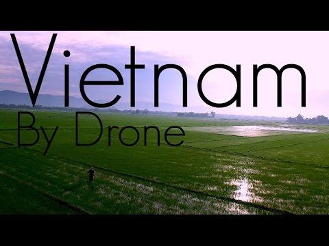 Imagens de Drone no Vietnam