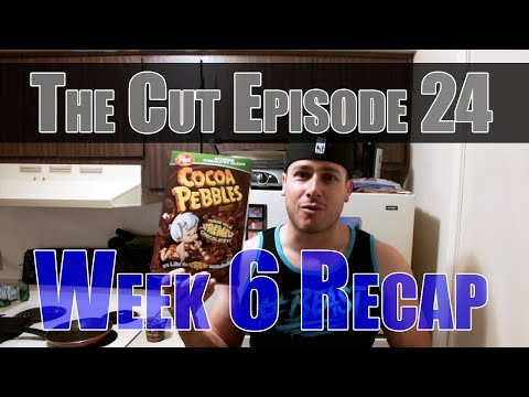 The Bodybuilding Cut Season 1 Episode 24 - $10 WORKOUT & COCOA PEBBLES POST WORKOUT AND DIET TIPS!