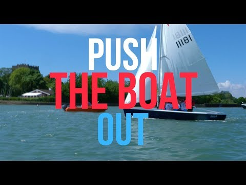 RYA Push The Boat Out extended to the whole of May for 2018