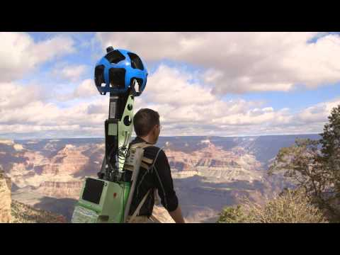 0 Exploring The Grand Canyon With Google Maps
