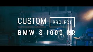 BMW S 1000 RR Project by Praëm