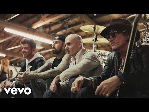 Pitbull - Bad Man (Official Video) ft. Robin Thicke,Joe Perry, Travis Barker