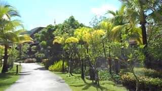 Naga Pura Resort And Spa Ao Nang Krabi Thailand A Short Walk Around The Resort.
