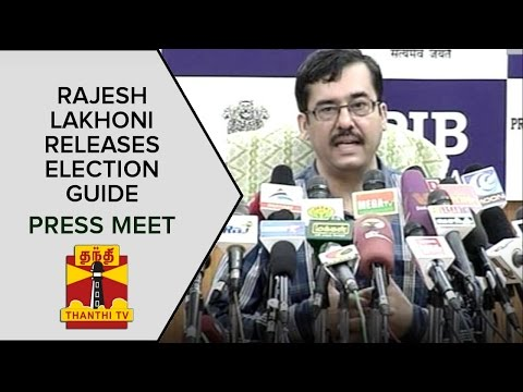 Rajesh-Lakhoni-releases-Election-Guide-Press-Meet-Thanthi-TV