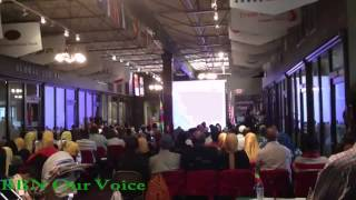 Ethiopian American in Houston Challenging TPLF Ambassador Part 2 -