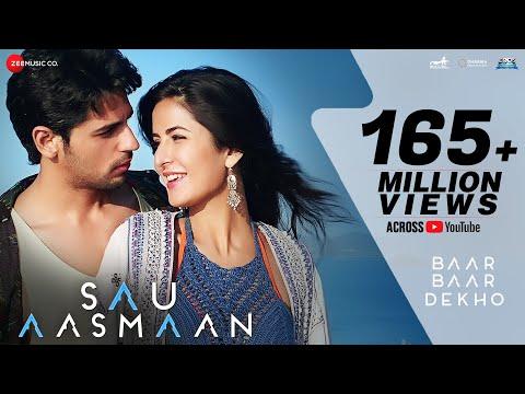 Sau Aasmaan Lyrics - Baar Baar Dekho | Armaan Malik